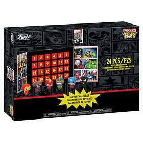 Funko Marvel 80 Years Julekalender 2019