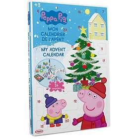 Peppa Pig My Advent Calendar Adventskalender 2019