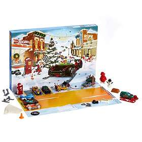 Hot Wheels Julekalender 2019
