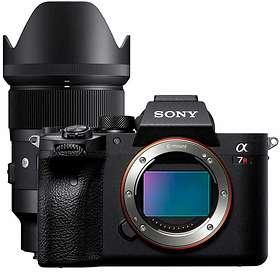 Sony Alpha A7R IV + 35/1,4 DG HSM