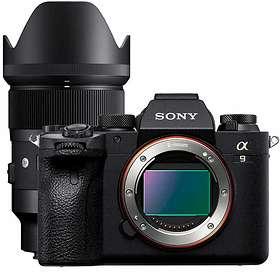 Sony Alpha A9 II + 35/1,4 DG HSM