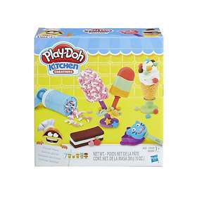 Hasbro Play-Doh Kitchen Creations Frozen Treats