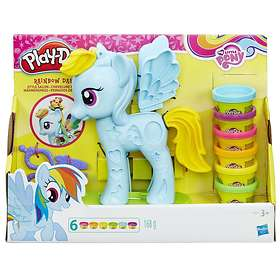 Hasbro Play-Doh My Little Pony Rainbow Dash Style Salon