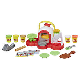 Hasbro Play-Doh Kitchen Creations Stamp 'n Top Pizza Oven