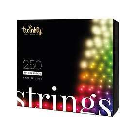 Twinkly Strings RGB+W 250L Generation II (20m)