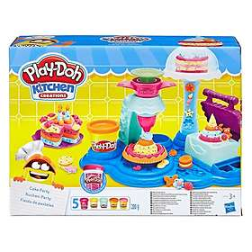 Hasbro Play-Doh Kitchen Creations Cake Party