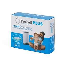 Korbell Plus Blöjhink Refill 1-pack