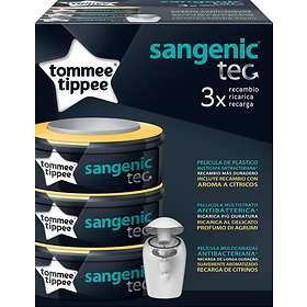 Tommee Tippee Sangenic Tec Blöjhink Refill 3-pack