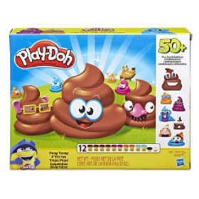 Hasbro Play-Doh Poop Troop