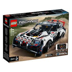 LEGO Technic 42109 Sovelluksella ohjattava Top Gear -ralliauto
