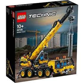 LEGO Technic 42108 Ajoneuvonosturi