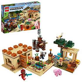 LEGO Minecraft 21160 The Villager Raid