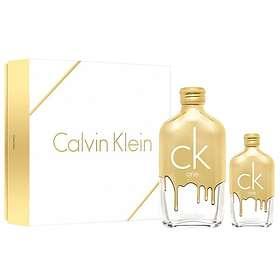 Calvin Klein CK One Gold edt 200ml + edt 50ml