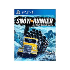 SnowRunner: A MudRunner Game (PS4)