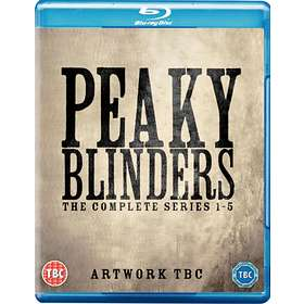Peaky Blinders - Series 1-5