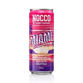 NOCCO BCAA Miami Limited Edition 330ml