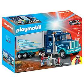 Playmobil City Action 9314 Big Rig