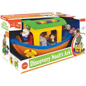 Kiddieland Plocklåda Noahs Ark