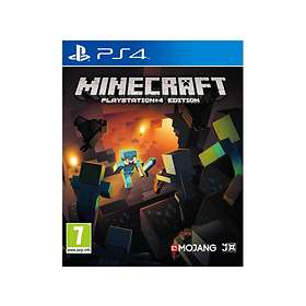 Minecraft: Bedrock PlayStation 4 Edition (PS4)