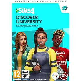 The Sims 4: Discover University  (PC)