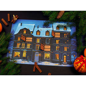 Tingle Touch The Advent Calendar For Couples Julekalender 2019