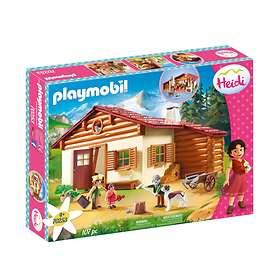 Playmobil Heidi 70253 Heidi at the Alpine Hut