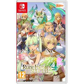Rune Factory 4: Special (Switch)