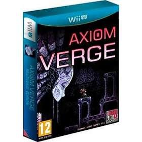 Axiom Verge - Multiverse Edition (Wii U)