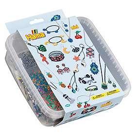 Hama Mini 5403 Beads And Pegboards In Box