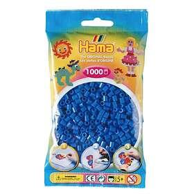 Hama Midi 207-09 Beads In Bag 1000 (Light Blue)