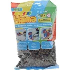 Hama Midi 207-12 Beads In Bag 1000 (Brown)