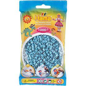Hama Midi 207-31 Beads In Bag 1000 (Turquoise)