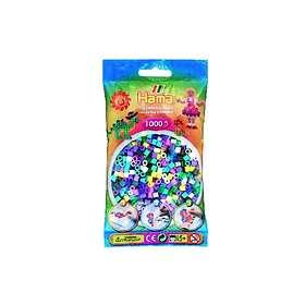 Hama Midi 207-69 Beads In Bag 1000 (Mix 69)