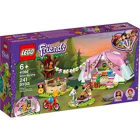LEGO Friends 41392 Glamping I Naturen