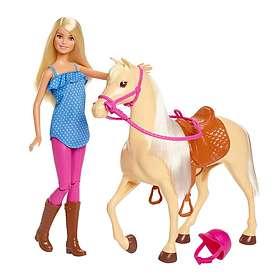 Barbie Horse & Doll FXH13