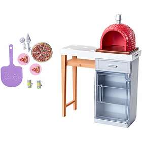 Barbie Pizza Oven FXG39