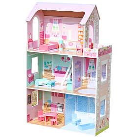 Woodi World Toy Dockhus Ljuvlig