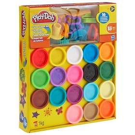 Hasbro Play-Doh Super Color Kit