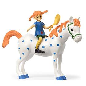 Pippi & Lilla Gubben Figurset (443795)