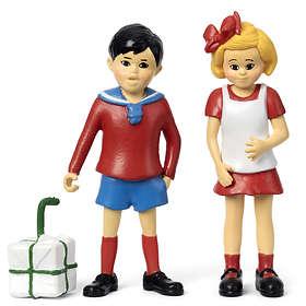 Pippi Tommy & Annika Figurset (443794)