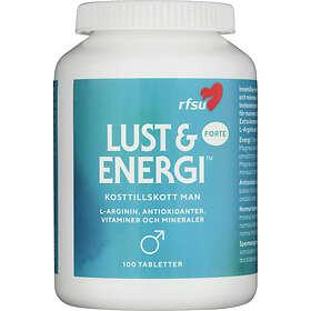 RFSU Lust & Energi Man 100 Tabletter