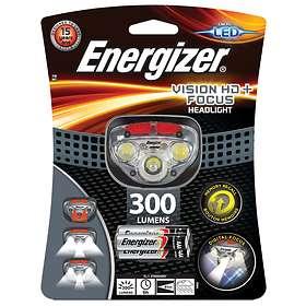 Energizer Vision HD Plus Focus LED 300LM