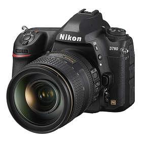 Nikon D780 + 24-120/4,0