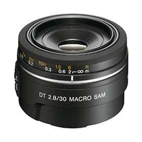 Sony DT 30/2.8 SAM Macro