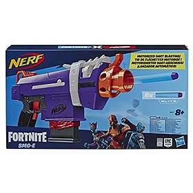 NERF Fortnite SMG-E Motorized Dart Blaster