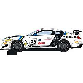 Scalextric Ford Mustang GT4 British GT 2019 Multimatic Motorsports (C4173)