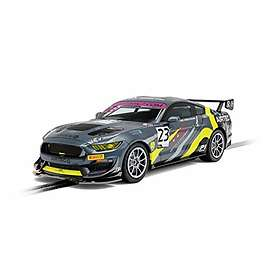 Scalextric Ford Mustang GT4 British GT 2019 RACE Performance (C4182)