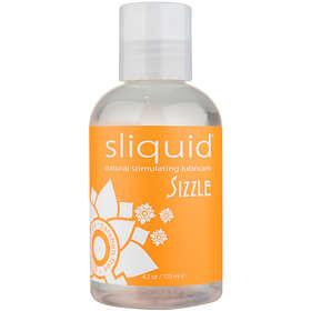 Sliquid Naturals Sizzle 125ml