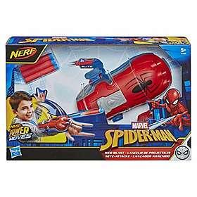 NERF Power Moves Marvel Spider-Man Web Blast