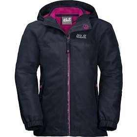 Jack Wolfskin Iceland 3in1 Jacket (Girls)